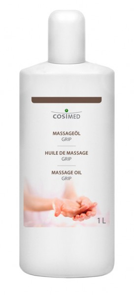 cosiMED Massageöl Grip, 1 Liter